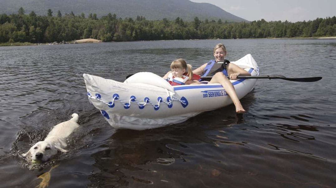 Sea Eagle Inflatable Kayak 330