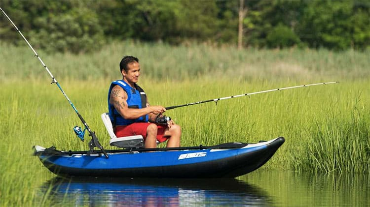 Sea Eagle 300x Explorer Review – Best Inflatable Boat, Kayak