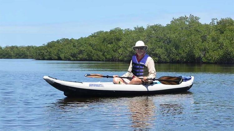Sea Eagle Kayak Motor