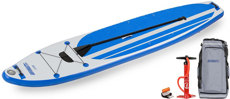 Sea Eagle LongBoard 126 Start Up