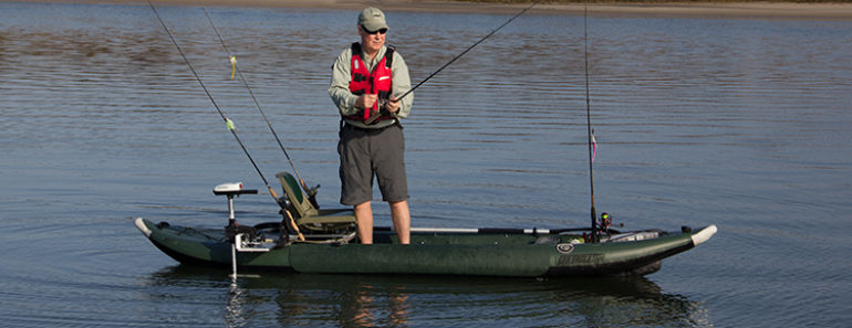 Sea Eagle 385fta FastTrack Angler