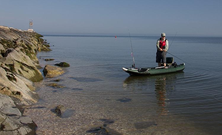 Sea Eagle 385fta FastTrack Kayak