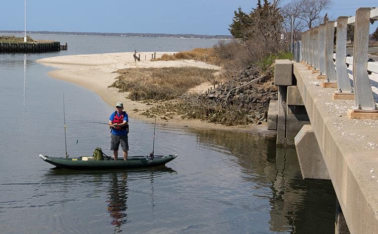 Sea Eagle 385fta Fishing Kayak