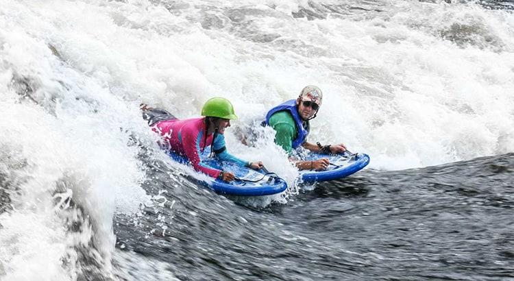Sea Eagle WS4 River Running