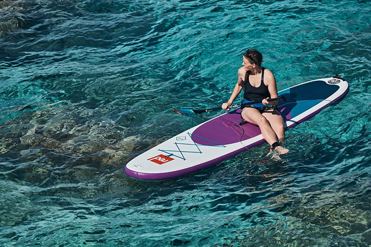 """2018 Red Paddle 10'6"""" Special Edition Board"""