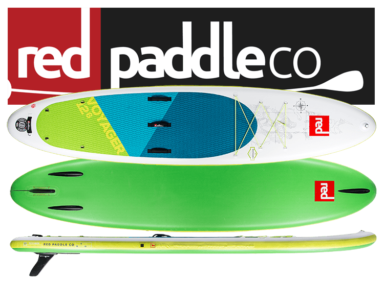 """2018 Red Paddle 12'6"""" Voyager"""