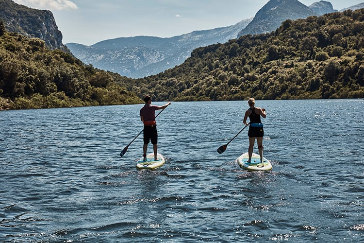 """Red Paddle 12'6"""" Voyager Touring SUP"""