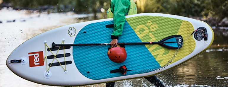 """Red Paddle Co 9'6"""" Wild SUP"""