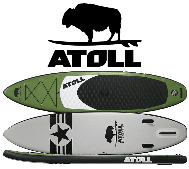 Atoll 11 Sup Review Best Inflatable Boat Kayak And Sup