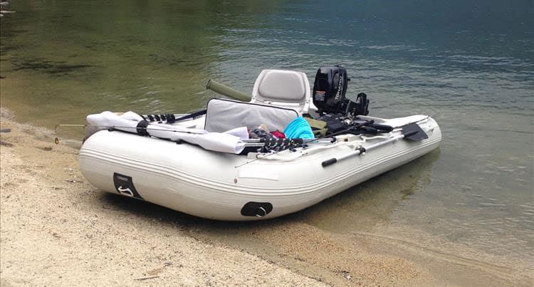 10.6sr Boat