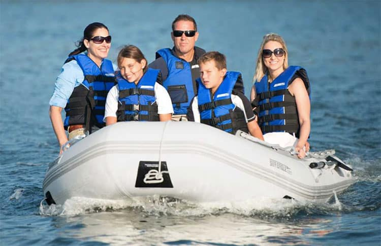 12.6sr Inflatable Boat