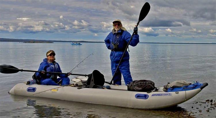 435ps PaddleSki Kayak