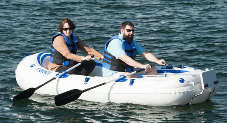 SE9 Inflatable Boat