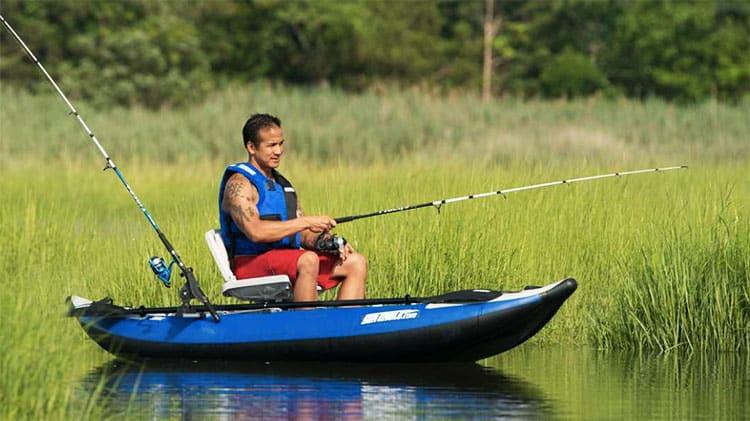 Sea Eagle 300x Fishing Kayak
