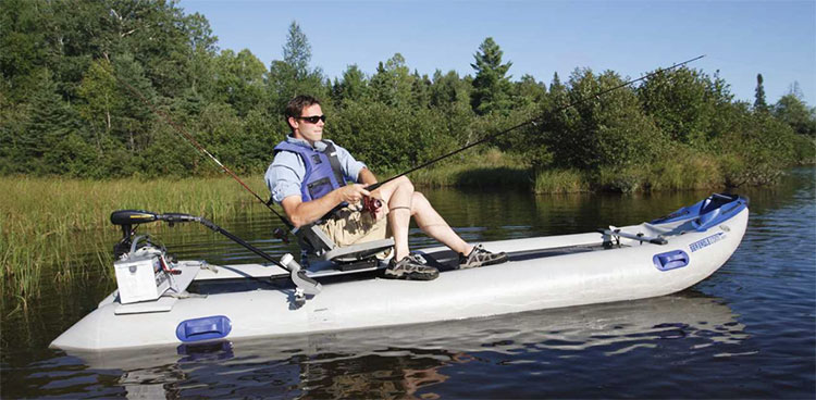 Sea Eagle 435ps PaddleSki