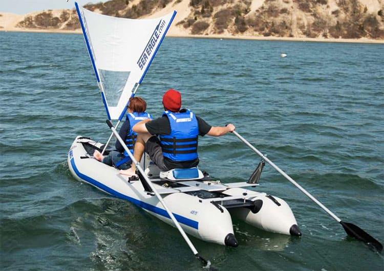 Sea Eagle 435ps QuikSail