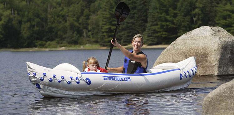 Sea Eagle SE330 Tandem Kayak