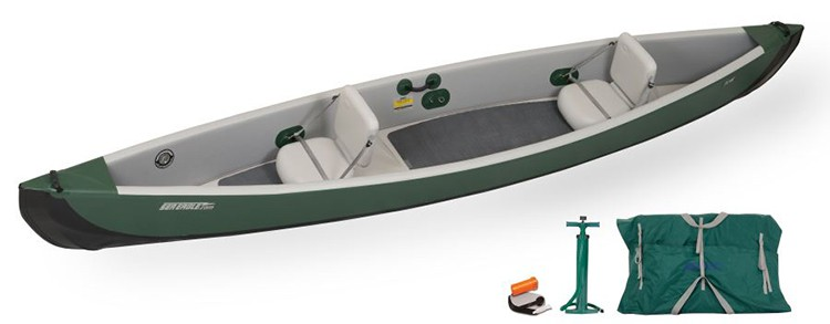 Sea Eagle Travel Canoe 16 Basic