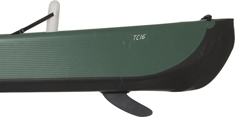 TC16 Skeg
