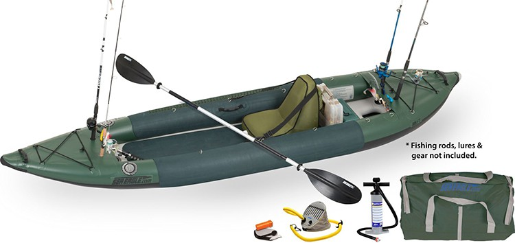 385fta Deluxe Solo Angler Package
