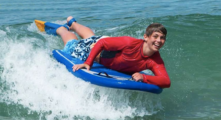 Sea Eagle Inflatable Bodyboard