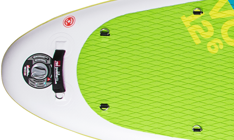 """2018 12'6"""" Voyager SUP Tail"""