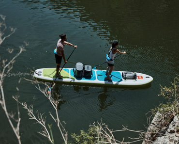 "2018 Red Paddle 15'0"" Voyager Tandem SUP"