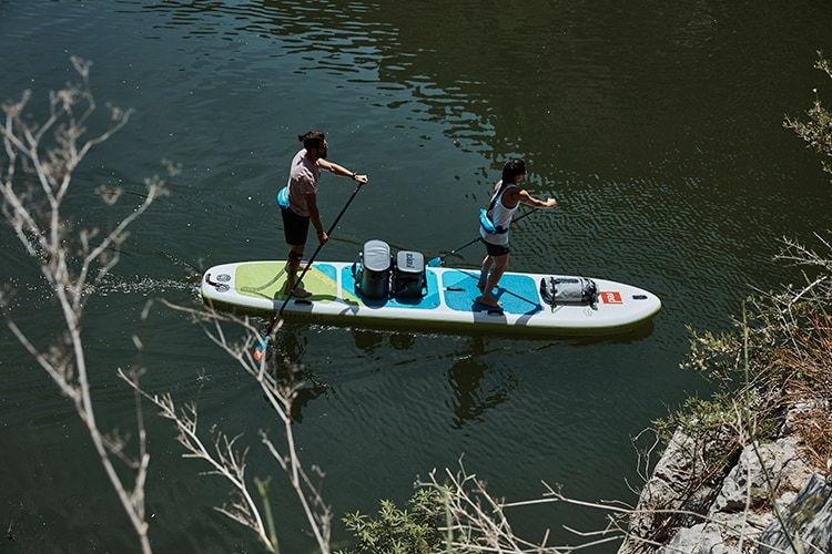 """2018 Red Paddle 15'0"""" Voyager Tandem SUP"""