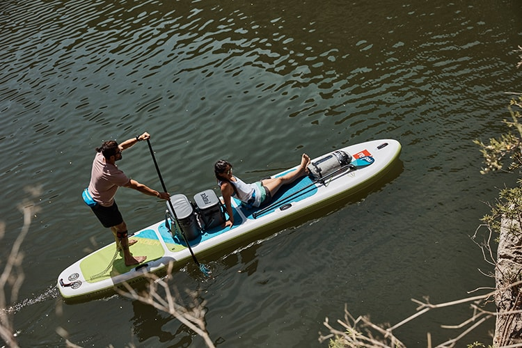 """2018 Red Paddle Co 15'0"""" Voyager Tandem"""