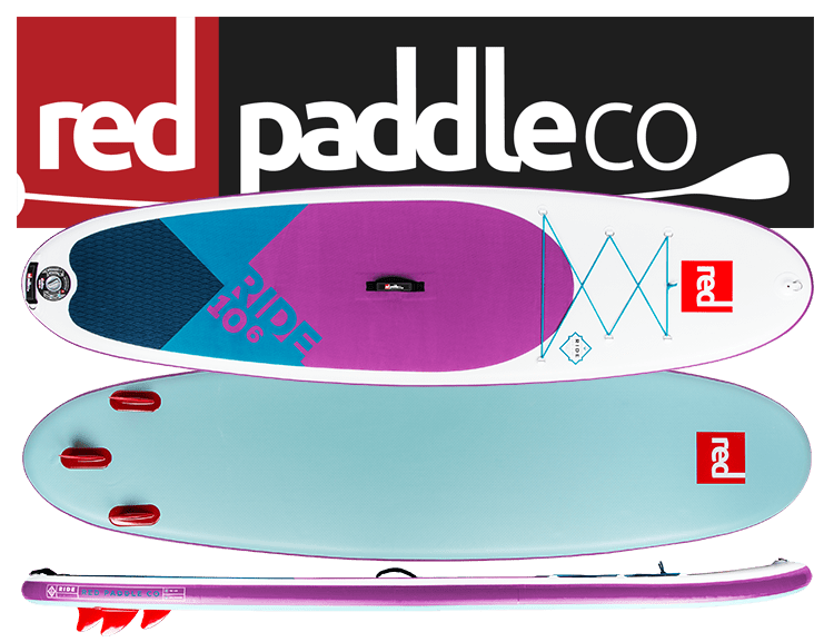"Red Paddle Co 10'6"" Ride Se"