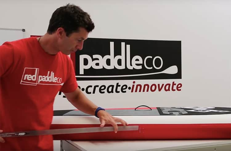 Red Paddle RSS