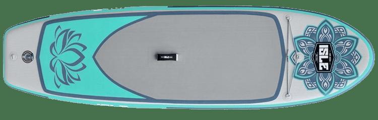 ISLE 10' Lotus Top Deck