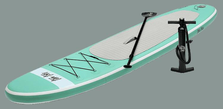 Ten Toes Weekender Paddle and Pump Package