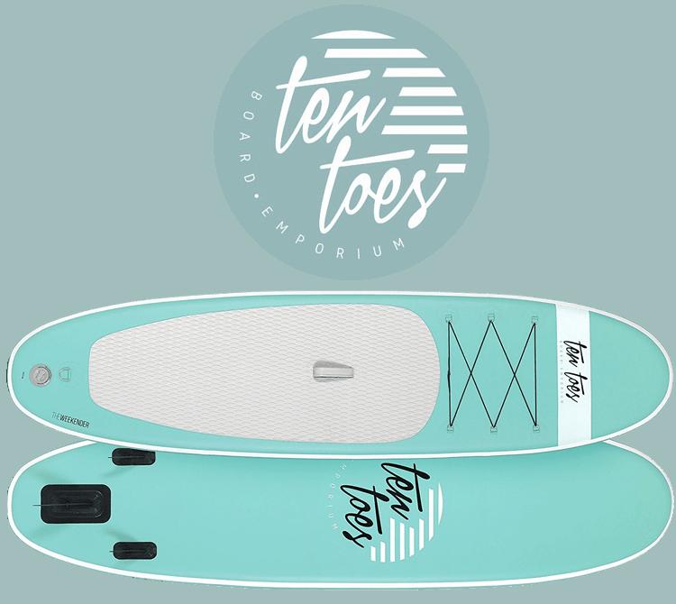 Ten Toes Weekender SUP