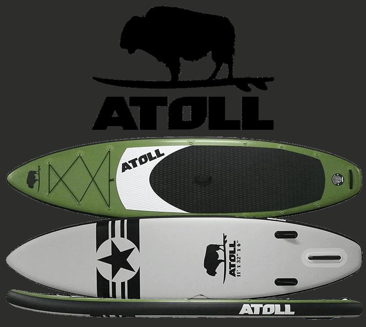Atoll 11' SUP