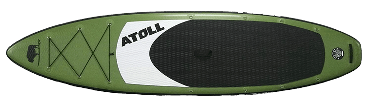 Atoll 11' Inflatable SUP Top Deck