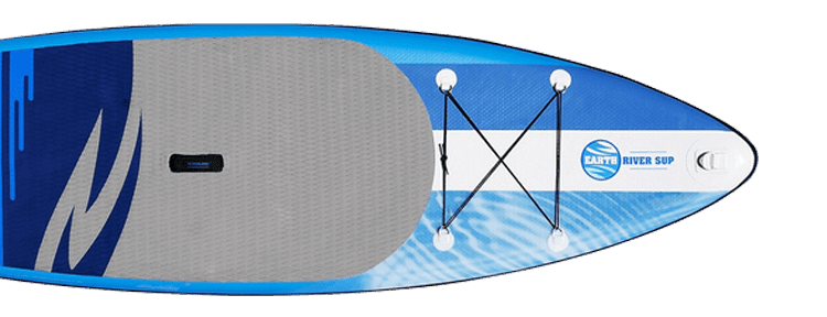 Earth River SUP 10' V-II Nose