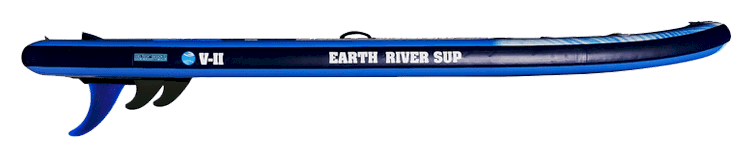 Earth River SUP 10' V-II Unserside