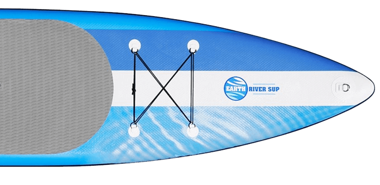 Earth River SUP 12'6 V-II Nose
