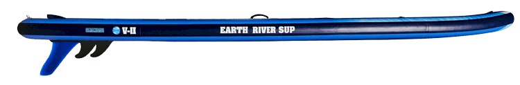 Earth River SUP 12'6 V-II Underside