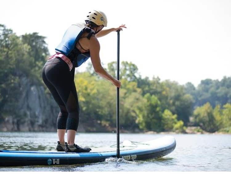 Earth River SUP 12'6 V-II Woman