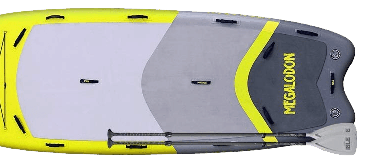 ISLE Megalodon Tail