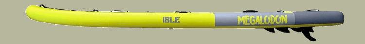 ISLE Megalodon Bottom