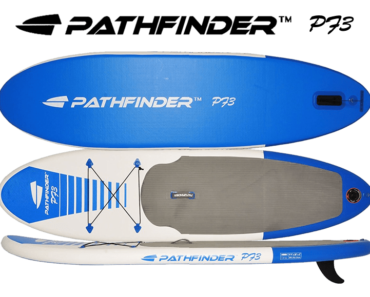 "Pathfinder 9'9"" SUP Review"