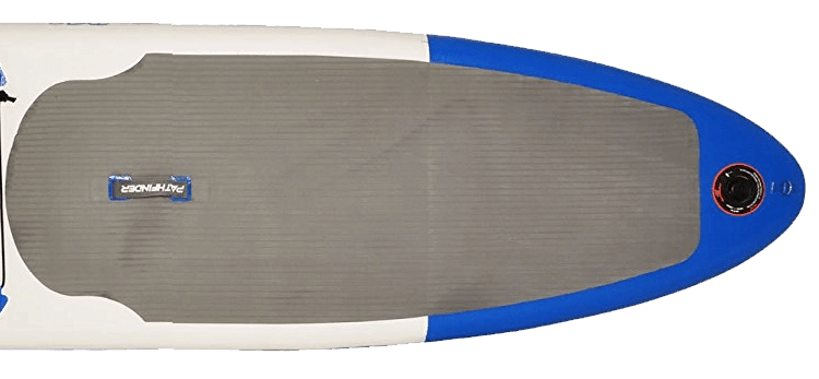 Pathfinder Inflatable Paddle Board Tail