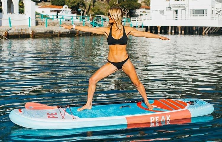 PEAK 10' Yoga/Fitness Yoga Practice
