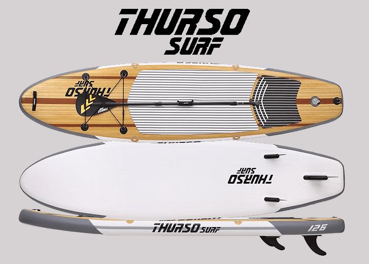 """THURSO SURF Waterwalker 10'6"""" Board"""
