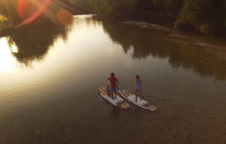 "THURSO SURF Waterwalker 10'6"" Inflatable SUP"