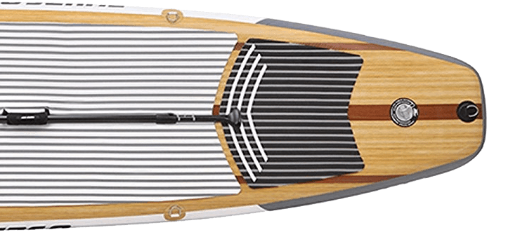 "Thurso Surf Waterwalker 10'6"" Paddle Board Tail"