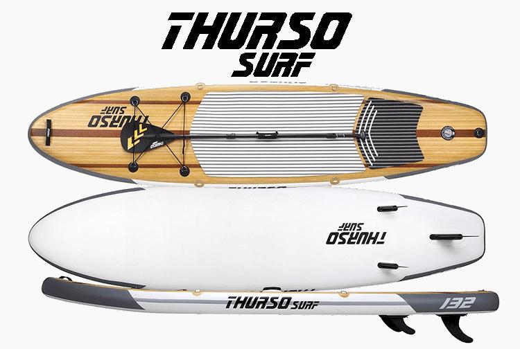 THURSO SURF Waterwalker 11 SUP Review